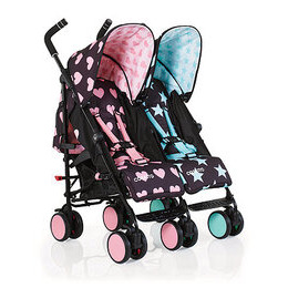 Cosatto Supa Dupa Go Twin Stroller Reviews