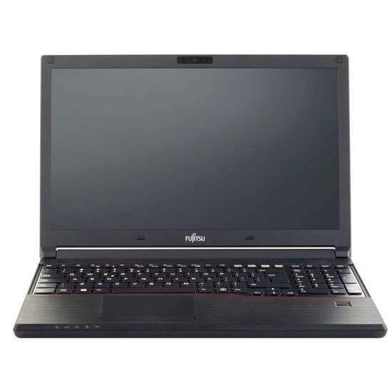 Fujitsu Lifebook E556 Laptop Intel Core i7-6500U 2.5GHz 8GB RAM 256GB SSD 15.6 FHD No-DVD Intel HD WIFI Webcam Bluetooth Windows 10 Pro 64bit