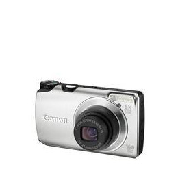 Canon Powershot A3300IS Reviews