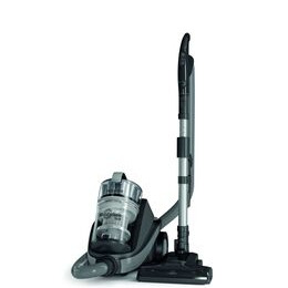 Hotpoint SL M07 A4H B Cylinder Bagless Vacuum Cleaner - Silver Reviews