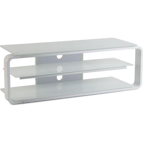 Alphason Lithium 1150 TV Stand - White