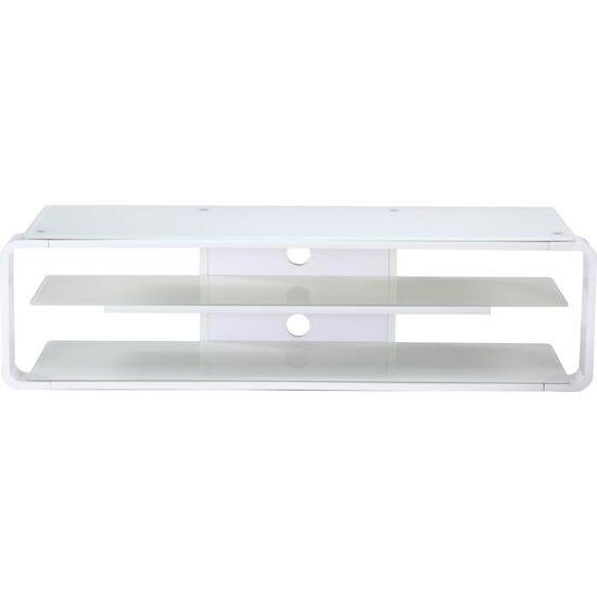Alphason Lithium 1400 TV Stand - White