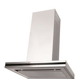 AMICA OKS652T Chimney Cooker Hood - Stainless Steel