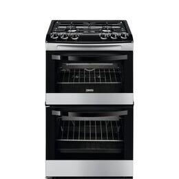 Zanussi ZCG43010XA 55 cm Gas Cooker Stainless Steel Reviews