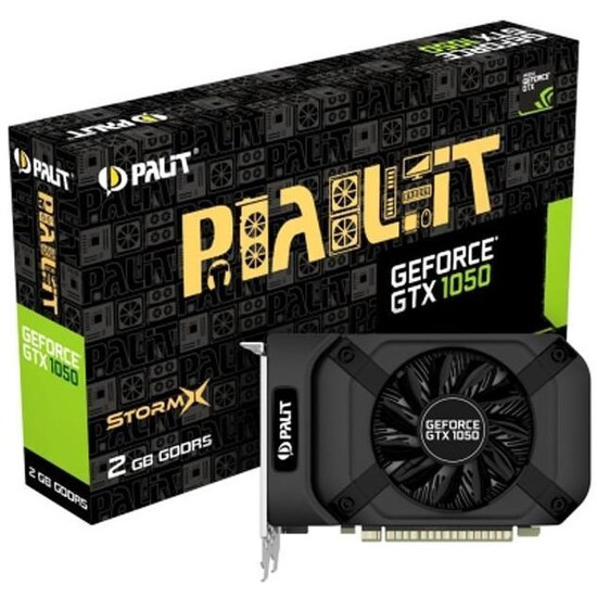 Palit GeForce GTX 1050 StormX 2GB