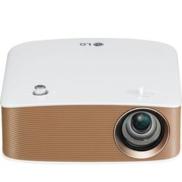 LG  Minibeam PH150G Short Throw HD Ready Portable Projector Reviews