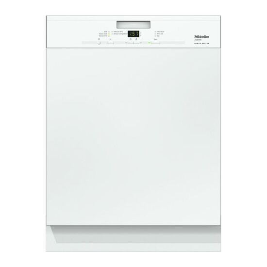 Miele G4940SCi Full-size Semi-Integrated Dishwasher