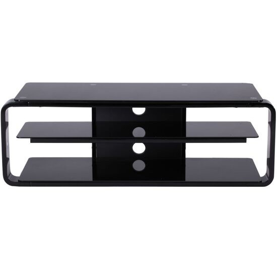 Lithium 1150 TV Stand - Black