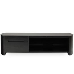 Finewoods 1350 TV Stand - Black Oak