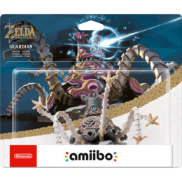 Nintendo Guardian amiibo (The Legend of Zelda: Breath of the Wild Collection) Reviews