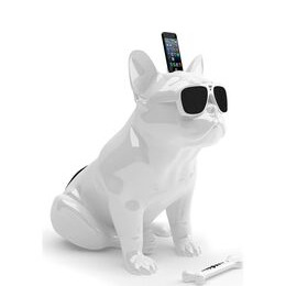 JARRE Aerobull HD Wireless Speaker Dock - White