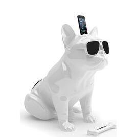 JARRE Aerobull HD Wireless Speaker Dock - White