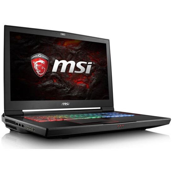MSI GT73VR 7RF(Titan Pro)-287UK Gaming Laptop Kabylake i7-7820HK 2.9GHz 32GB DDR4 512GB SSD 1TB HDD 17.3 FHD No-DVD NIVIDA GTX 1080 8GB WIFI Windows 10 Home