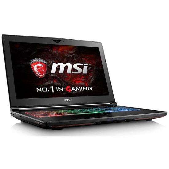 MSI GT62VR 7RE(Dominator Pro 4K)-220UK Gaming Laptop Kabylake i7-7820HK 2.9GHz 32GB DDR4 512GB SSD 1TB HDD 15.6 UHD 3840*2160 No-DVD NIVIDA GTX 1070 8GB WIFI Windows 10 Home