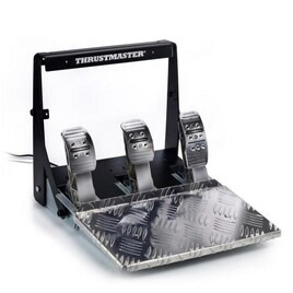 Thrustmaster T3PA-Pro Add-On Pedal Set for PC PS3 PS4 Xbox One Reviews