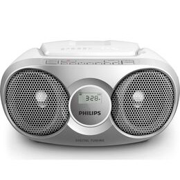 PHILIPS  CD Soundmachine AZ215S Boombox - Grey Reviews