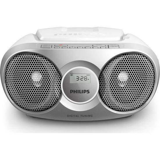 PHILIPS  CD Soundmachine AZ215S Boombox - Grey