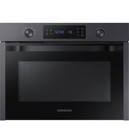 SAMSUNG  NQ50K3130BM/EU Built-in Solo Microwave - Black Reviews