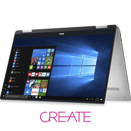 DELL  XPS 13 13.3 2 in 1 - Silver