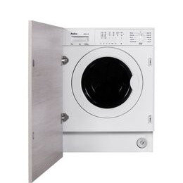 AMICA  AWDJ712L Integrated Washer Dryer - White Reviews
