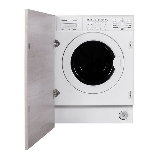 AMICA AWDJ712L Integrated Washer Dryer