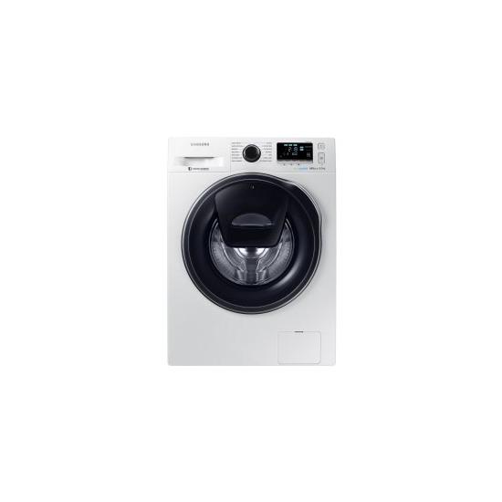 Samsung WW90K6410QW AddWash 9kg 1400rpm Freestanding Washing Machine