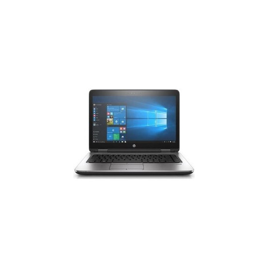 HP ProBook 640 G2 Core i5-6200U 4GB 500GB DVD-RW 14 Inch Windows 10 Professional Laptop