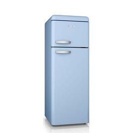Swan SR11010BLN Fridge Freezer - Blue Reviews