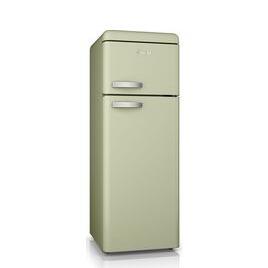 Swan SR11010GN Fridge Freezer - Green Reviews