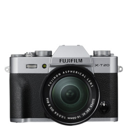 Fujifilm X-T20 with XC 16-50mm MK II Lens Reviews