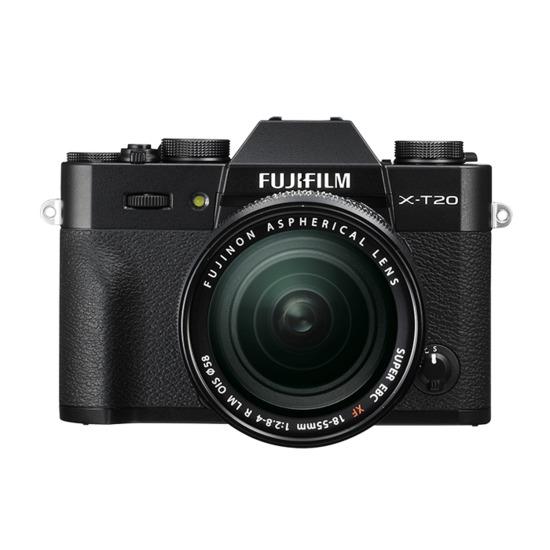 Fujifilm X-T20 with XF 18-55mm Lens Kit