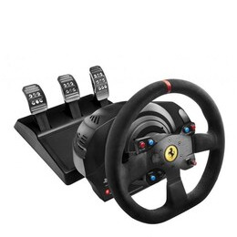 Thrustmaster T300 Racing Wheel Ferrari Alcantara Edition for PC | PS3 | PS4 Reviews