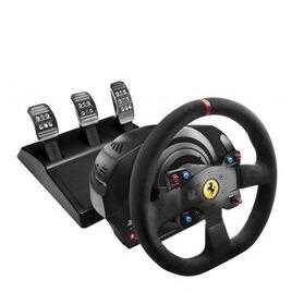 Thrustmaster T300 Racing Wheel Ferrari Alcantara Edition for PC | PS3 | PS4 Reviews