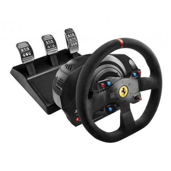 Thrustmaster T300 Racing Wheel Ferrari Alcantara Edition for PC | PS3 | PS4