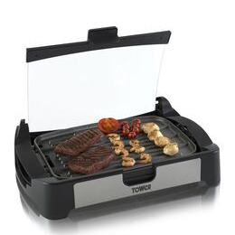 TOWER Reversible Health T14009 Grill Oven Reviews