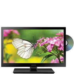 Manta LED1503 15.6 Dual Voltage LED TV with built-in DVD Player Reviews