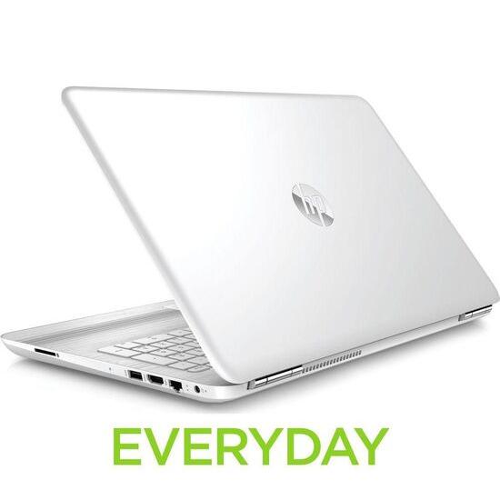 HP Pavilion 15-au171sa 15.6 Laptop White