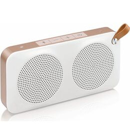 JVC JVC SP-AD60-M Portable Wireless Speaker & Gold Reviews