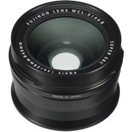 Fujifilm WCL-X100 II Wide Conversion Lens - Black Reviews