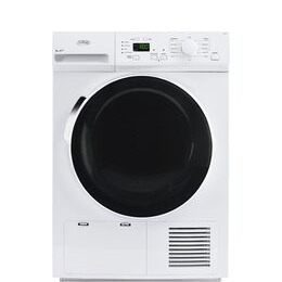 BELLING  BEL FHD800 Heat Pump Tumble Dryer - White Reviews