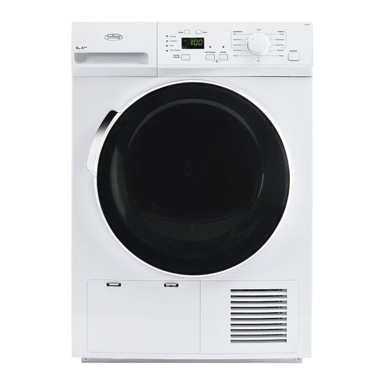 Belling BEL FHD800 Heat Pump Tumble Dryer