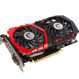 MSI GeForce GTX 1050 Graphics Card