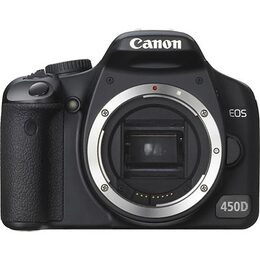 Canon EOS 450D (Body Only) Reviews
