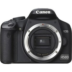 Photo of Canon EOS 450D (Body Only) Digital Camera