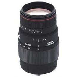70-300mm f/4-5.6 APO Macro DG (Nikon AF Including D40/D40x) Reviews