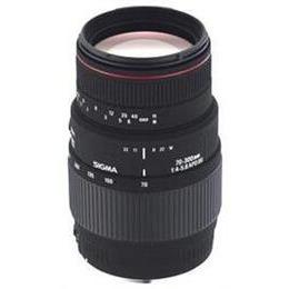 70-300mm f/4-5.6 APO Macro DG (Nikon AF Including D40/D40x) Reviews