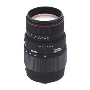 Photo of 70-300MM F/4-5.6 APO Macro DG (Nikon AF Including D40/D40X) Lens