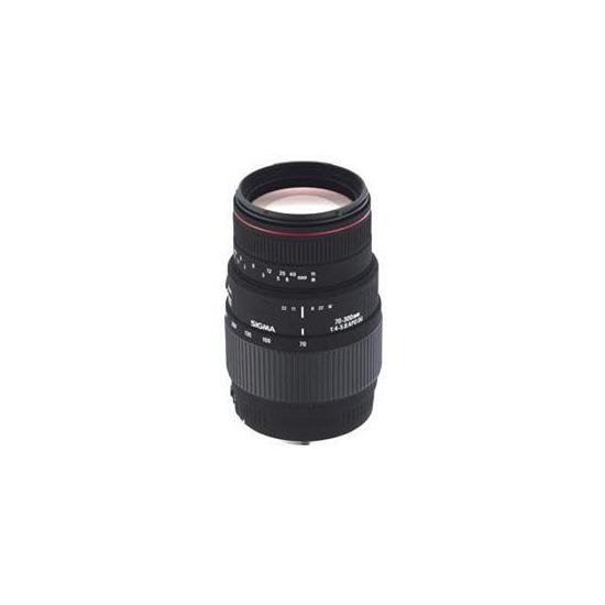 70-300mm f/4-5.6 APO Macro DG (Nikon AF Including D40/D40x)