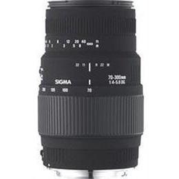 70-300mm f/4-5.6 DG Macro (Nikon AF Including D40/D40x) Reviews