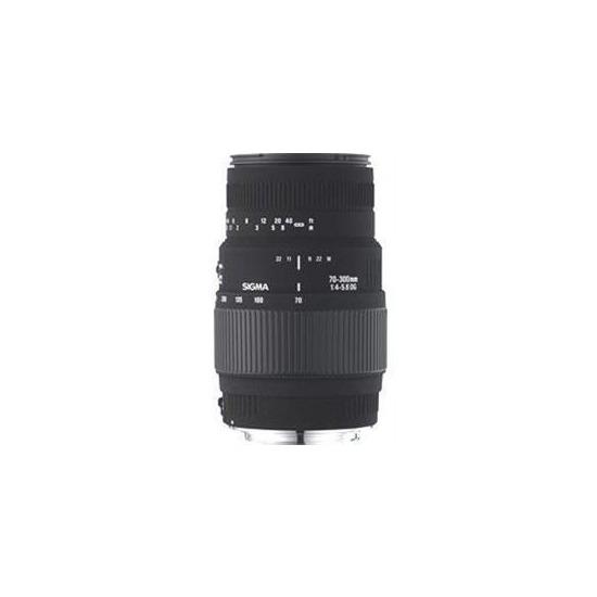 70-300mm f/4-5.6 DG Macro (Nikon AF Including D40/D40x)